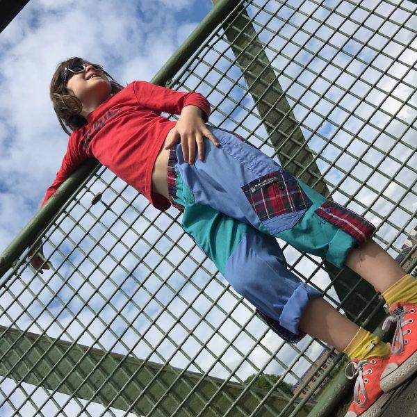 Age 7 Arty Pants