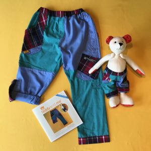 Arty Pants - Sewing Pattern