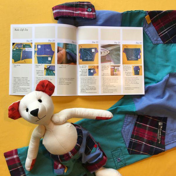 Arty Pants - Sewing Pattern