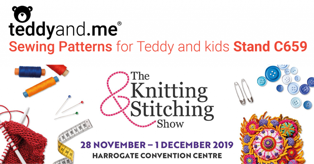 The Knitting and Stitching Show - Harrogate 2019