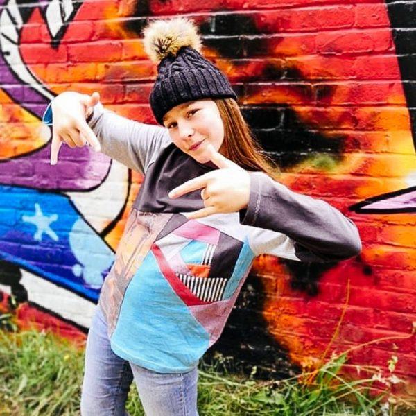 Age 12 VortexTshirt