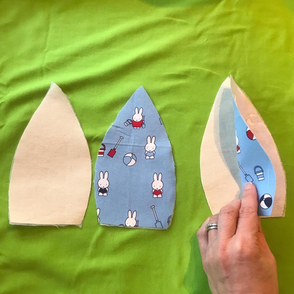 Bunny Ears Step 2