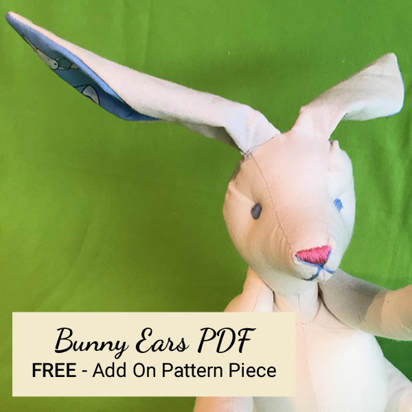 PDF Version - Bunny Ears Pattern 1