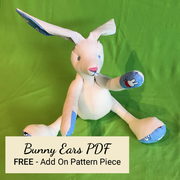 PDF Version - Bunny Ears Pattern 2