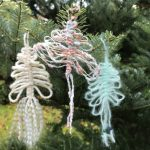 Christmas Tree Macrame